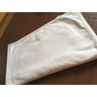 ムジルシリョウヒン(MUJI (無印良品))の無印良品 タオルケット 寝具 ブランケット 夏用 セミダブル(毛布)