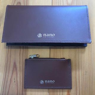 ナノユニバース(nano・universe)のナノユニバース 長財布 コインケース(長財布)