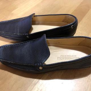 ブルーノマリ(BRUNOMAGLI)のBRUNOMAGLI  フラットシューズ(ローファー/革靴)
