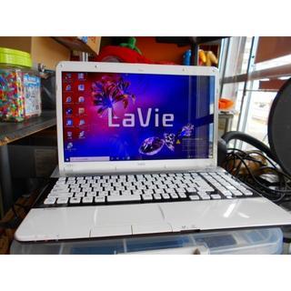 NEC - NEC Lavie LS150/FS6W エクストラホワイト