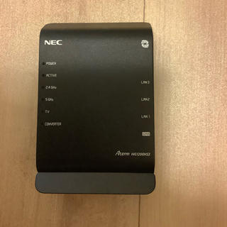 NEC - NEC Aterm WG1200HS3
