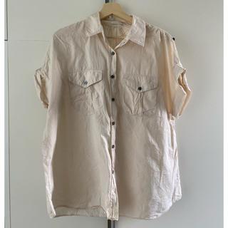 ジーナシス(JEANASIS)のシャツ オーバーサイズデザイン(シャツ/ブラウス(半袖/袖なし))