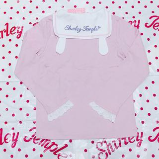 Shirley Temple - 新品 シャーリーテンプル うさ耳セーラートップス