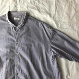 【susuri】ヘムレンシャツ