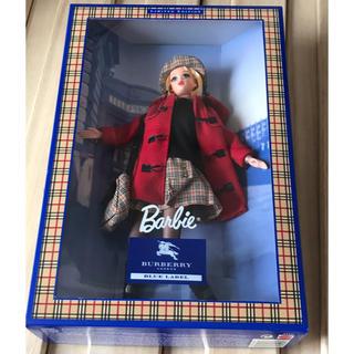 BURBERRY BLUE LABEL - バービー人形 バーバリー