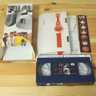 ブイシックス(V6)のVHS !❤️ Film V6 CLIPS and more ❤ 初回限定盤(アイドルグッズ)