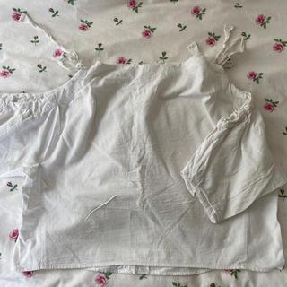 マウジー(moussy)のオープンショルダーブラウス(シャツ/ブラウス(半袖/袖なし))