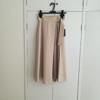 JUSGLITTY - 新品タグつきジャスグリッティフレアースカート