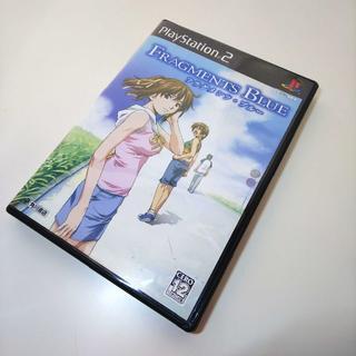 ソニー(SONY)のフラグメンツ・ブルー プレステ2 ゲームソフト HJ012(家庭用ゲームソフト)