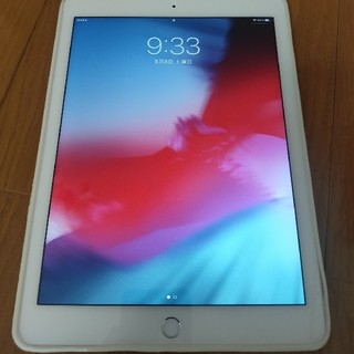 iPad - iPad Air 2 Wi-Fi + Cellular  シルバー美品