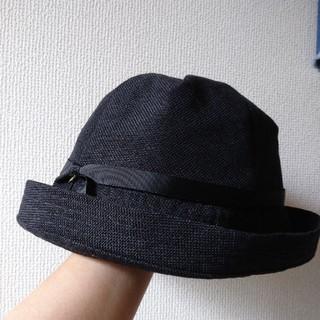 スタディオクリップ(STUDIO CLIP)のstudio CLIP 帽子(麦わら帽子/ストローハット)