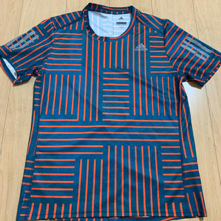 adidas - アディダス ランニングシャツ Lサイズ 美品