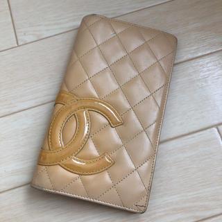 CHANEL - CHANEL 正規品 二つ折り財布