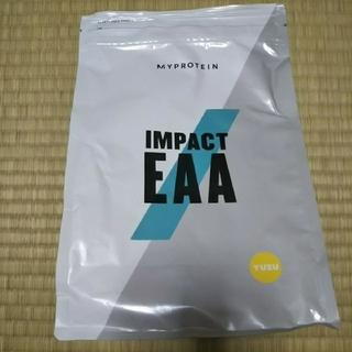 マイプロテイン(MYPROTEIN)のEAA ゆず味 1kg マイプロテイン アミノパウダー 必須アミノ酸 サプリ(アミノ酸)