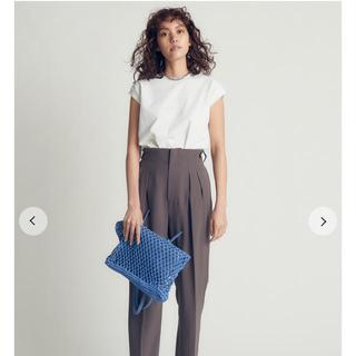 ミラオーウェン(Mila Owen)のミラオーウェン  フレンチスリーブデザインT(Tシャツ(半袖/袖なし))