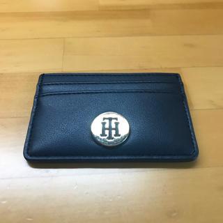 トミーヒルフィガー(TOMMY HILFIGER)のパスケース カードケース トミーヒルフィガー(名刺入れ/定期入れ)