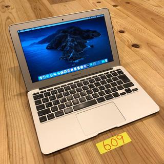 マック(Mac (Apple))のフルカスタム !MacBook air 11インチ mid2013(ノートPC)