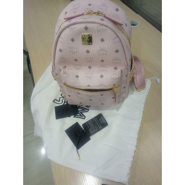 MCM(エムシーエム)のMCM リュック Sサイズ レディースのバッグ(リュック/バックパック)の商品写真