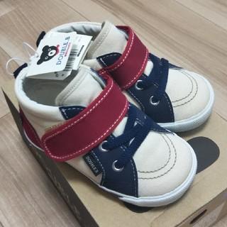 DOUBLE.B - ミキハウス DOUBLE B 靴 新品 14.5センチ