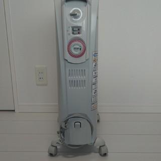 デロンギ(DeLonghi)のデロンギオイルヒーター 型番D071249ECF Hakubakiku様専用(オイルヒーター)