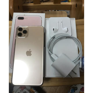 iPhone - Iphone 11 Pro Max 256G SIMフリー 美品 ゴールド