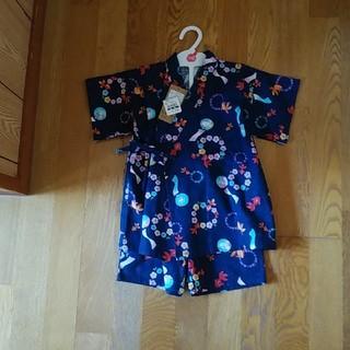 ニシマツヤ(西松屋)の西松屋 新品甚平(甚平/浴衣)