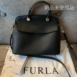 Furla - 新品 FURLA フルラ パイパー 2wayハンドバッグ ブラック