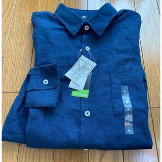 ムジルシリョウヒン(MUJI (無印良品))のメンズ リネンシャツ 長袖 無印良品(シャツ)