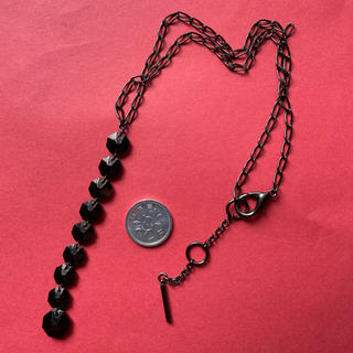 アンタイトル(UNTITLED)のネックレス約40センチ(ネックレス)