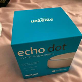 エコー(ECHO)のEcho Dot (エコードット)第3世代  サンドストーン(スピーカー)