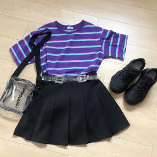 ゴゴシング(GOGOSING)のソニョナラ ボーダーTシャツ(Tシャツ(半袖/袖なし))