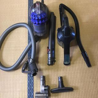 ダイソン(Dyson)のダイソンDC62とスイトルセット(掃除機)