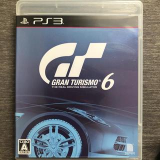 ソニー(SONY)のGRANTURISMO6 GT6 グランツーリスモ6(家庭用ゲームソフト)