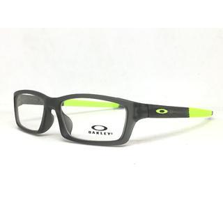 オークリー(Oakley)の新品未使用 オークリー クロスリンクユース OX8111-03 度付き可能(サングラス/メガネ)