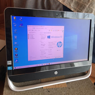 HP - HP Pavilion 20 All-in-One デスクトップ一体型パソコン