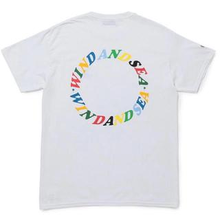 シー(SEA)のWIND AND SEA×BIOTOP EX Tsh Lサイズ 新品未使用(Tシャツ/カットソー(半袖/袖なし))