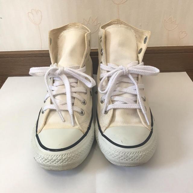 CONVERSE(コンバース)のコンバース ハイカットスニーカー レディースの靴/シューズ(スニーカー)の商品写真