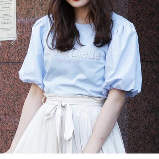 ダズリン(dazzlin)のdazzlin バルーン袖Tシャツ(Tシャツ(半袖/袖なし))