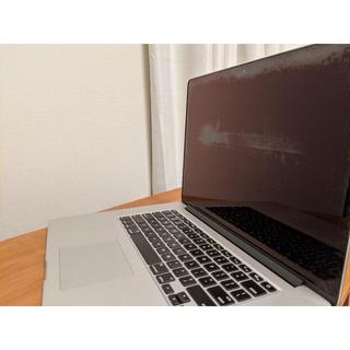 マック(Mac (Apple))のMacBook Pro Late 2013 15-inch(ノートPC)