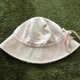 トッカ(TOCCA)のトッカ☆ベビーリバーシブル帽子(帽子)