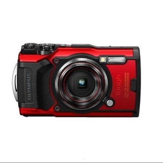 OLYMPUS - OLYMPUS デジタルカメラ Tough TG-6 レッド 新品