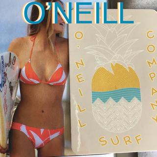 オニール(O'NEILL)のO'NEILLオニール US限定 NEWSKOOL surf BOX ステッカー(サーフィン)
