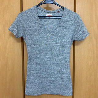 ハリウッドランチマーケット(HOLLYWOOD RANCH MARKET)のHOLLYWOOD RANCH MARKET ストレッチフライス Lサイズ(Tシャツ(半袖/袖なし))