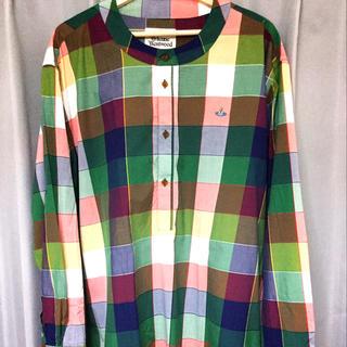 ヴィヴィアンウエストウッド(Vivienne Westwood)のヴィヴィアンウエストウッド サンプル品 シャツ(シャツ)