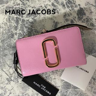 マークジェイコブス(MARC JACOBS)の未使用 MARC JACOBS マークジェイコブス 折り財布 SNAPSHOT(財布)