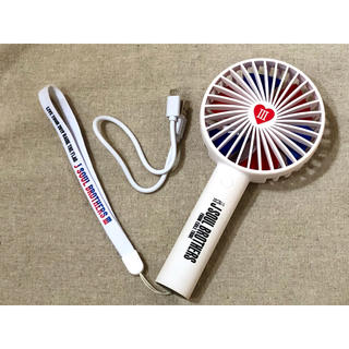 三代目 J Soul Brothers - 三代目JSB 扇風機 ハンディファン