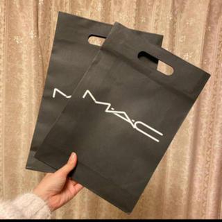 マック(MAC)のMAC❤️ショッパー ミディアム 中(ショップ袋)