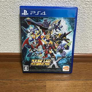 バンダイナムコエンターテインメント(BANDAI NAMCO Entertainment)のスーパーロボット大戦X(PS4)(家庭用ゲームソフト)