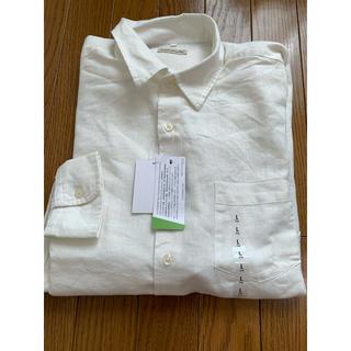 ムジルシリョウヒン(MUJI (無印良品))のメンズ シャツ リネンシャツ無印良品(シャツ)