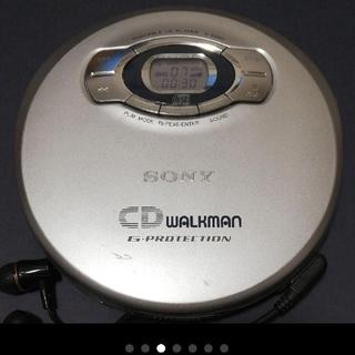 SONY - SONY ポータブルCDプレーヤー D-E660